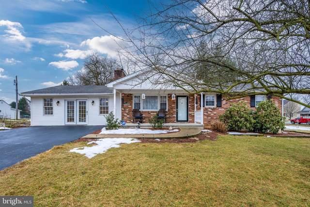 17331 Gardenwood Drive, HAGERSTOWN, MD 21740 (#MDWA177644) :: McClain-Williamson Realty, LLC.