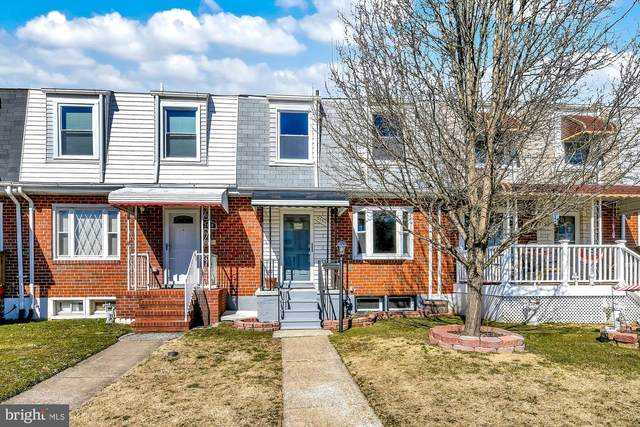 2131 Sunnythorn Road, BALTIMORE, MD 21220 (#MDBC519426) :: John Lesniewski | RE/MAX United Real Estate