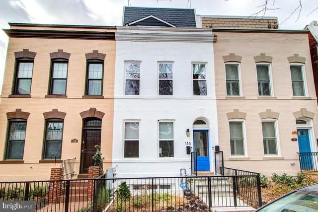 118 Thomas Street NW #2, WASHINGTON, DC 20001 (#DCDC507242) :: EXIT Realty Enterprises