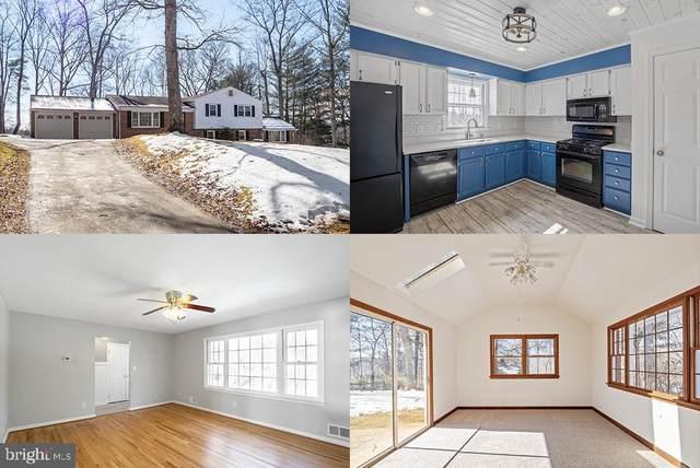 5481 Camellia Court, WARRENTON, VA 20187 (#VAFQ169018) :: Revol Real Estate