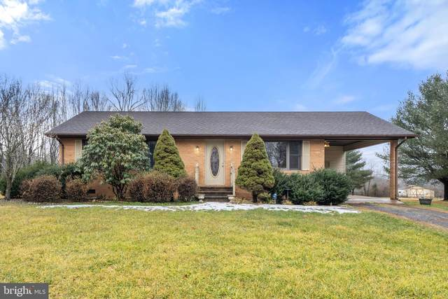7208 Kirtley Trail, CULPEPER, VA 22701 (#VACU143604) :: Crossman & Co. Real Estate