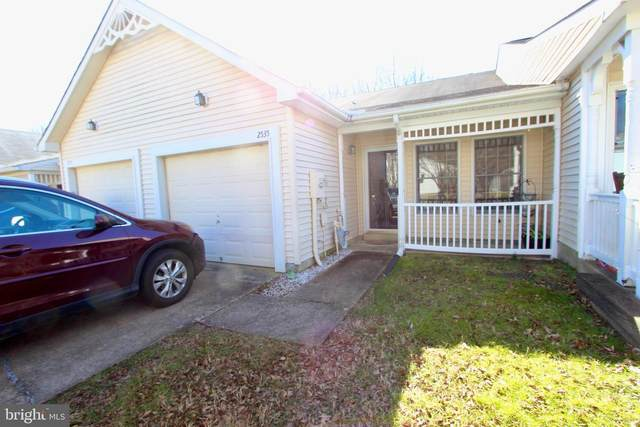 2535 Painter Court, ANNAPOLIS, MD 21401 (#MDAA458814) :: VSells & Associates of Compass