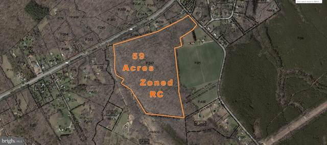 Smallwood Church Road, INDIAN HEAD, MD 20640 (#MDCH221740) :: The Maryland Group of Long & Foster Real Estate