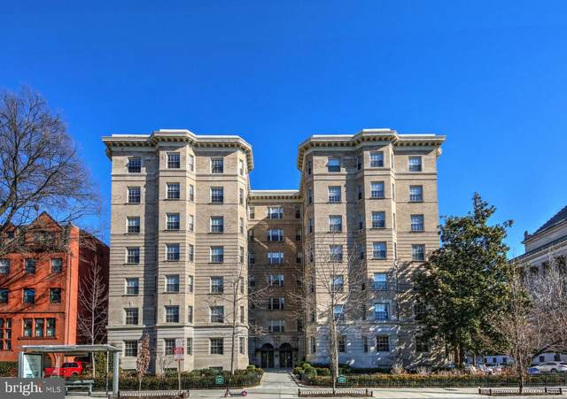 1801 16TH Street NW #107, WASHINGTON, DC 20009 (#DCDC507318) :: The Licata Group/Keller Williams Realty