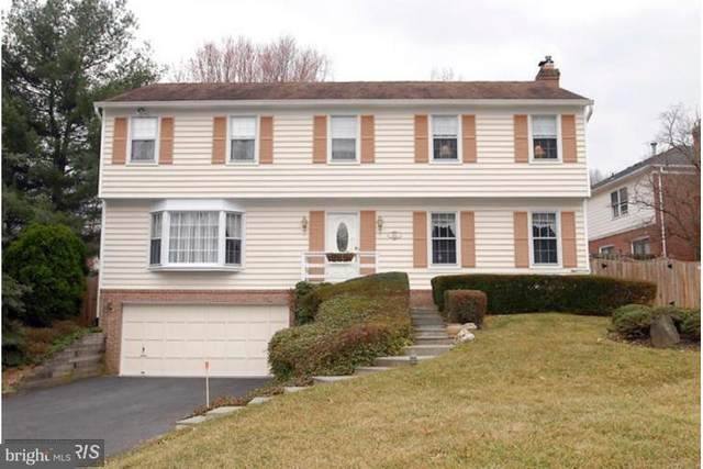 8012 Thornley Court, BETHESDA, MD 20817 (#MDMC743870) :: Berkshire Hathaway HomeServices McNelis Group Properties