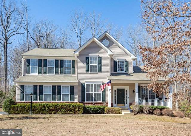 10108 Brookrun Court, SPOTSYLVANIA, VA 22553 (#VASP228736) :: The Licata Group/Keller Williams Realty