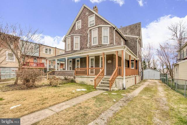 811 Gorsuch Avenue, BALTIMORE, MD 21218 (#MDBA539452) :: Shawn Little Team of Garceau Realty
