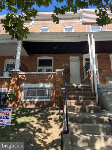 1706 E 30TH Street, BALTIMORE, MD 21218 (#MDBA539456) :: SURE Sales Group