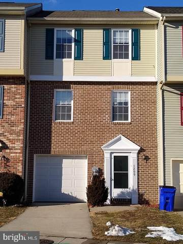 1209 Dahlia Lane, FREDERICK, MD 21703 (#MDFR277580) :: Advance Realty Bel Air, Inc