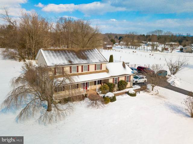 1632 Tice Road, FALLING WATERS, WV 25419 (#WVBE183616) :: Boyle & Kahoe Real Estate