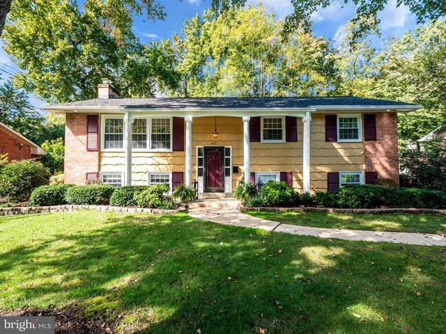 8702 Bradgate Road, ALEXANDRIA, VA 22308 (#VAFX1180118) :: The Riffle Group of Keller Williams Select Realtors