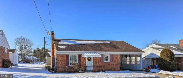 340 George Street, HANOVER, PA 17331 (#PAYK152732) :: The Joy Daniels Real Estate Group