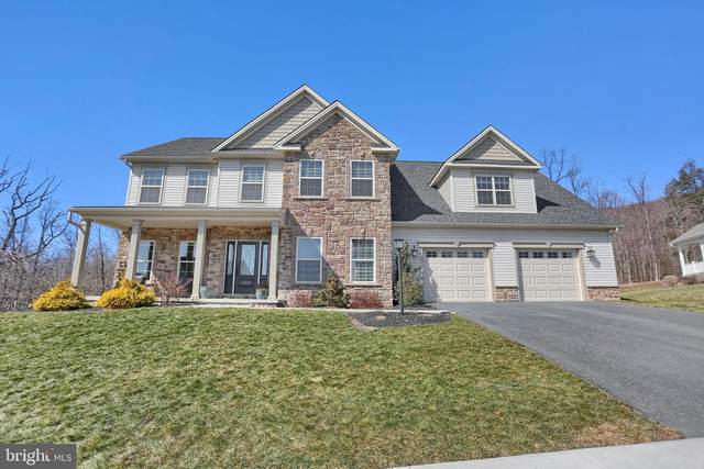 2807 Sweet Birch Court, HARRISBURG, PA 17112 (#PADA130040) :: The Jim Powers Team