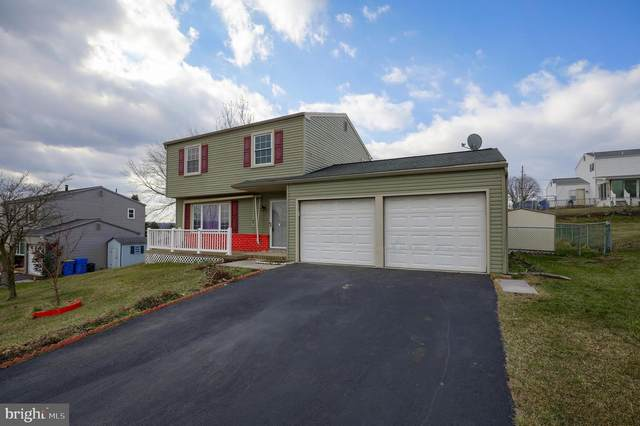 388 Sweetbriar Drive, HARRISBURG, PA 17111 (#PADA130042) :: The Joy Daniels Real Estate Group