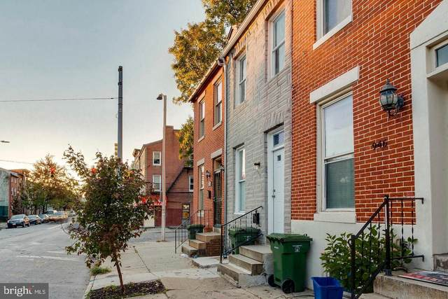 948 W Lombard Street, BALTIMORE, MD 21223 (#MDBA539504) :: The MD Home Team
