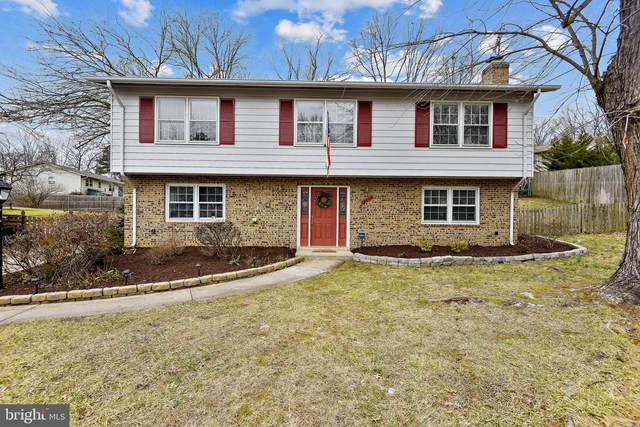 2308 Galley Court, WOODBRIDGE, VA 22192 (#VAPW514616) :: EXIT Realty Enterprises