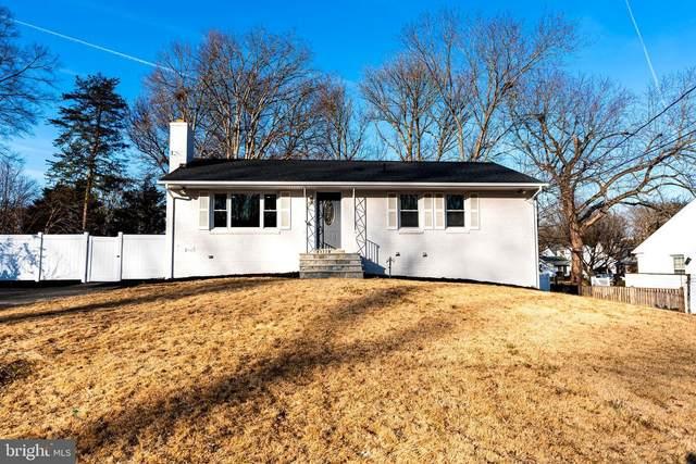 7605 Lauralin Place, SPRINGFIELD, VA 22150 (#VAFX1180200) :: Sunrise Home Sales Team of Mackintosh Inc Realtors