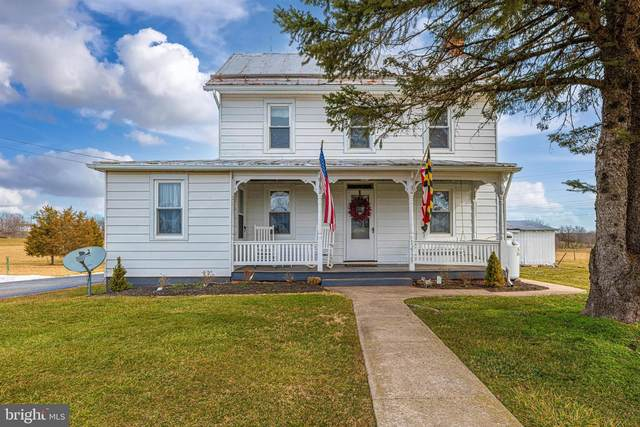 12329 Creagerstown Road, THURMONT, MD 21788 (#MDFR277604) :: Murray & Co. Real Estate