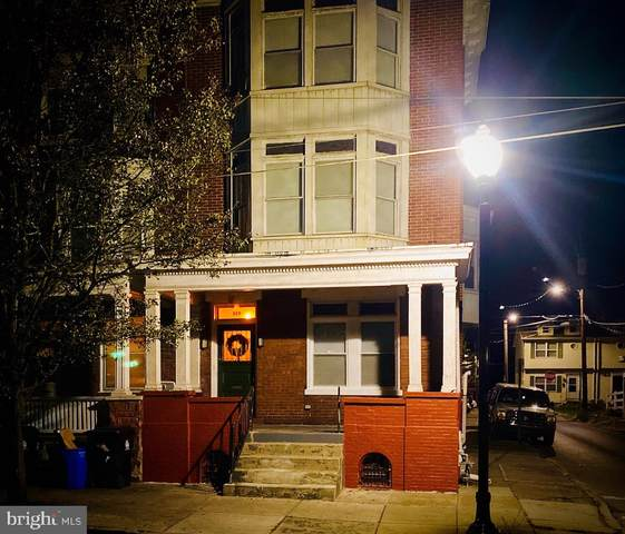 126 N 13TH Street, HARRISBURG, PA 17103 (#PADA130056) :: The Joy Daniels Real Estate Group