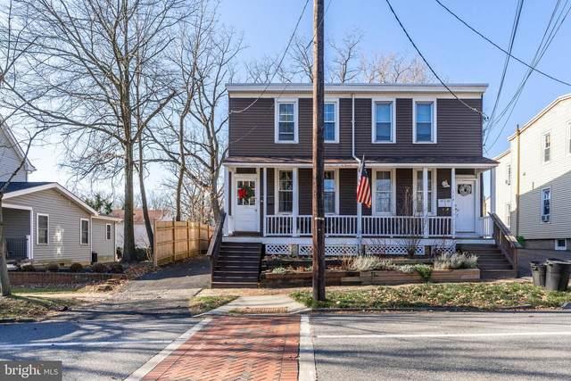 116 Potter Street, HADDONFIELD, NJ 08033 (MLS #NJCD413008) :: The Sikora Group