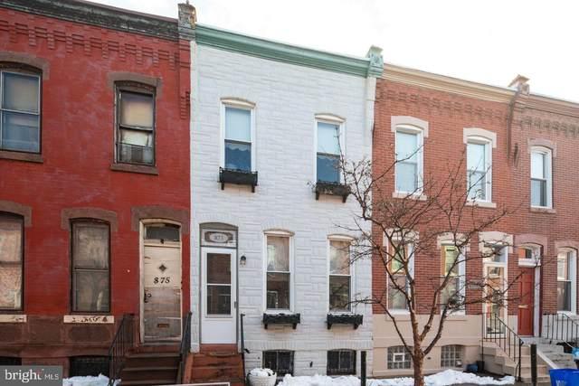 873 N Stillman Street, PHILADELPHIA, PA 19130 (#PAPH986304) :: Lee Tessier Team