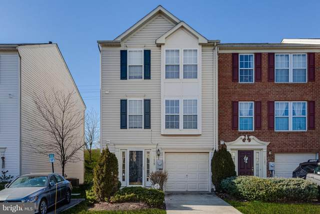 7015 Oak Grove Way #101, ELKRIDGE, MD 21075 (#MDHW290374) :: Corner House Realty