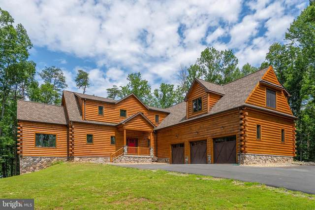 2200 Deroo Trail, CULPEPER, VA 22701 (#VACU143618) :: Crossman & Co. Real Estate