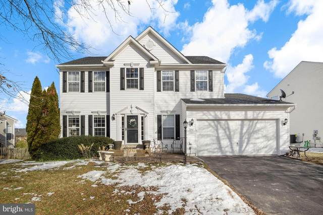 941 Devonshire Circle, PURCELLVILLE, VA 20132 (#VALO430606) :: Peter Knapp Realty Group