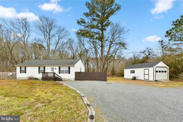 9805 Mason Road, BERLIN, MD 21811 (#MDWO120104) :: AJ Team Realty