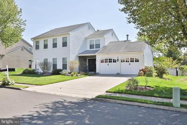 2333 New Market Sq S, BENSALEM, PA 19020 (#PABU520334) :: Jim Bass Group of Real Estate Teams, LLC