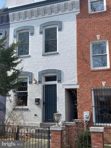 1314 +é-+ 5TH Street NW, WASHINGTON, DC 20001 (#DCDC507538) :: Corner House Realty