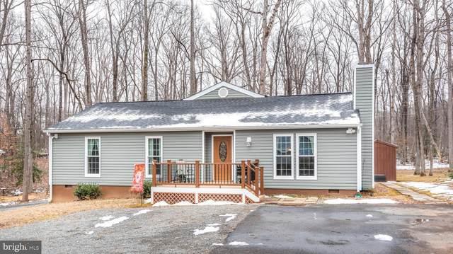 107 Monticello Circle, LOCUST GROVE, VA 22508 (#VAOR138456) :: Colgan Real Estate