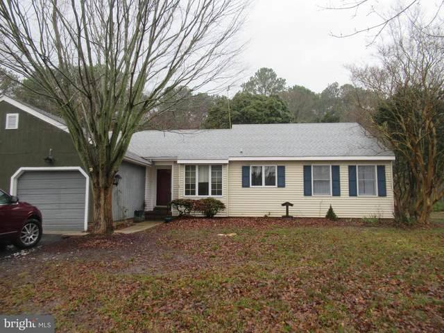 4752 Daughertytown Road #4, CRISFIELD, MD 21817 (#MDSO104404) :: Brandon Brittingham's Team
