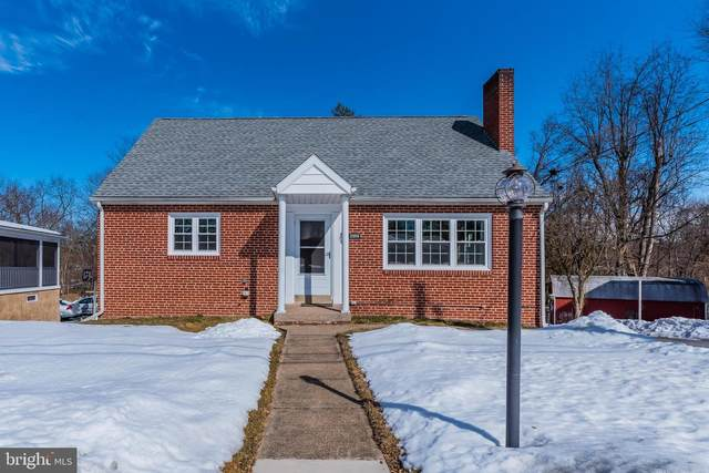 2904 Spruce Street, HARRISBURG, PA 17109 (#PADA130084) :: John Smith Real Estate Group