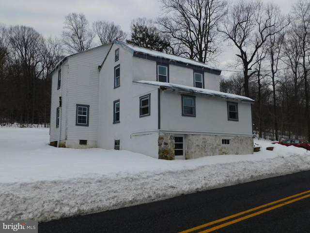 627 Powder Mill Hollow Road, BOYERTOWN, PA 19512 (#PABK373404) :: Revol Real Estate