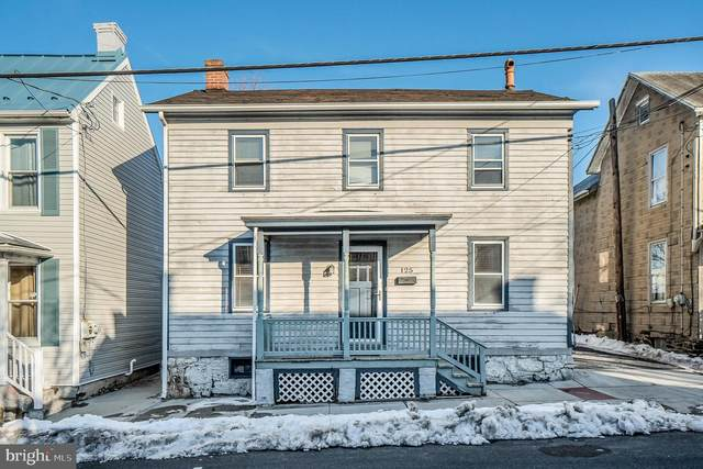 125 N Stratton Street, GETTYSBURG, PA 17325 (#PAAD114874) :: The Joy Daniels Real Estate Group