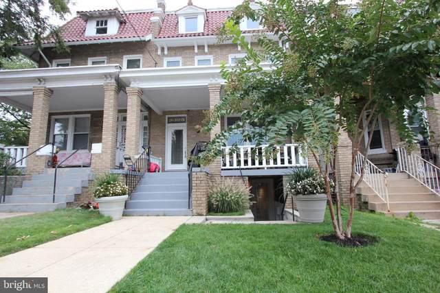 5325 13TH Street NW, WASHINGTON, DC 20011 (#DCDC507700) :: Coleman & Associates