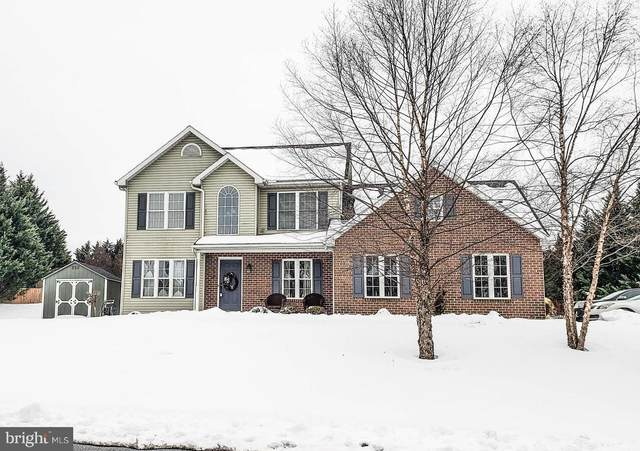 149 N Blackberry Lane, FAYETTEVILLE, PA 17222 (#PAFL177986) :: The Joy Daniels Real Estate Group