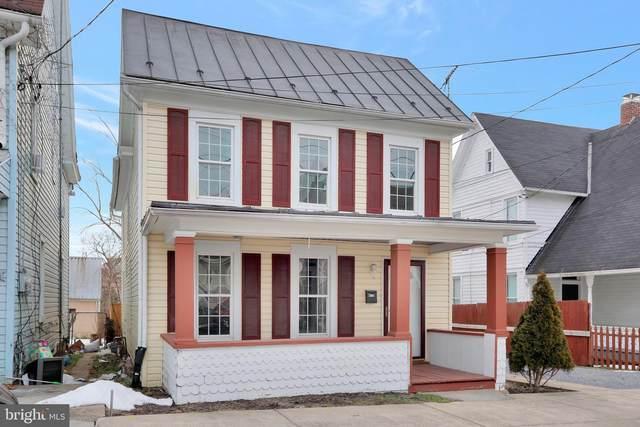 418 Virginia Avenue, MARTINSBURG, WV 25401 (#WVBE183648) :: Sunrise Home Sales Team of Mackintosh Inc Realtors