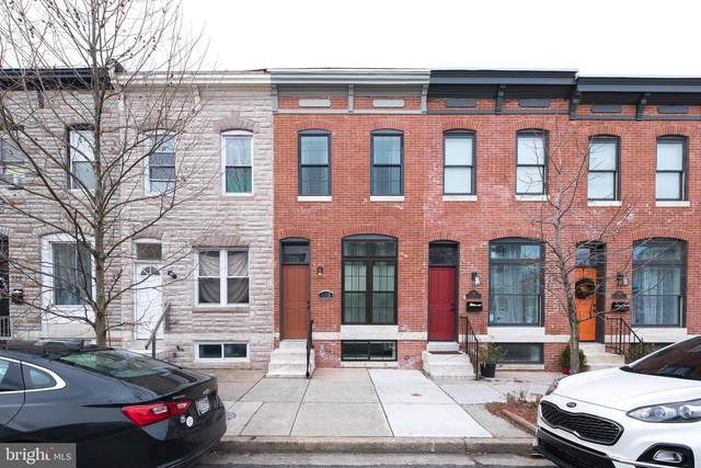 118 S Eaton Street, BALTIMORE, MD 21224 (#MDBA539688) :: Lucido Agency of Keller Williams