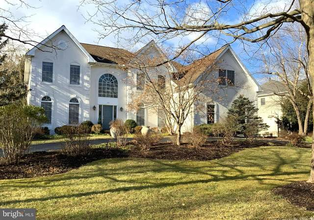 205 Christopher Drive, PRINCETON, NJ 08540 (#NJME307790) :: Holloway Real Estate Group