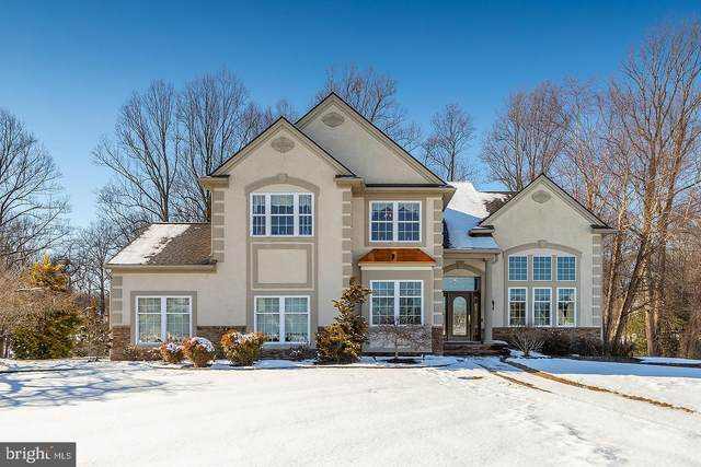 126 Brookside Way, MULLICA HILL, NJ 08062 (#NJGL271126) :: Scott Kompa Group