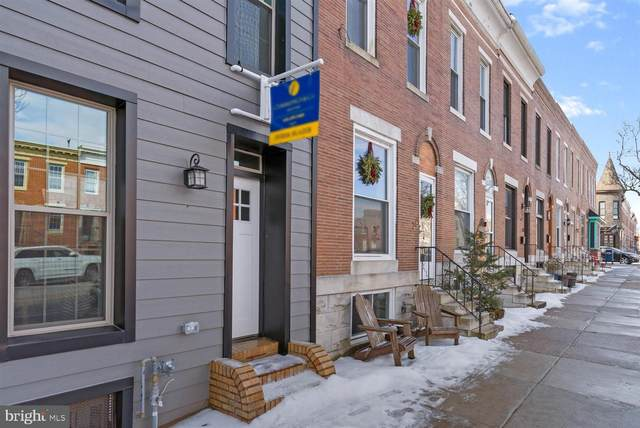 717 E Fort Avenue, BALTIMORE, MD 21230 (#MDBA539714) :: The Gus Anthony Team