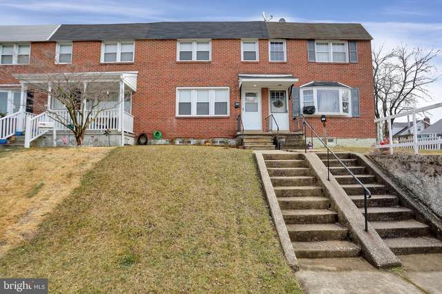 653 47TH Street, BALTIMORE, MD 21224 (#MDBC519684) :: The MD Home Team