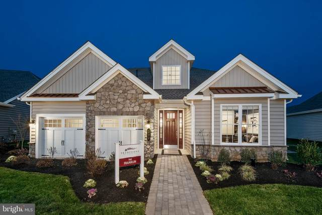 Traditions Drive Franklin Model, COOPERSBURG, PA 18036 (#PALH116010) :: John Lesniewski | RE/MAX United Real Estate