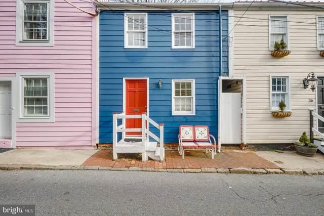 38 Pinkney Street, ANNAPOLIS, MD 21401 (#MDAA459100) :: AJ Team Realty