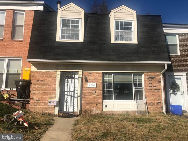 7714 Merrick Lane, LANDOVER, MD 20785 (#MDPG596578) :: EXIT Realty Enterprises