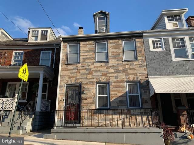 448 W Vine Street, LANCASTER, PA 17603 (#PALA177242) :: The Craig Hartranft Team, Berkshire Hathaway Homesale Realty