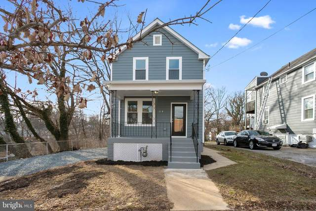 3129 Newton Street NE, WASHINGTON, DC 20018 (#DCDC507790) :: The Matt Lenza Real Estate Team