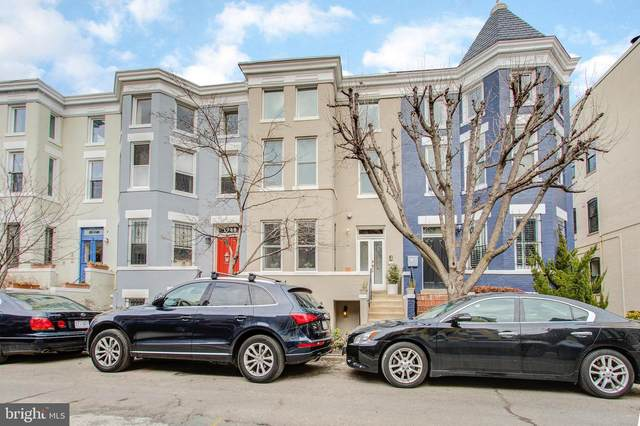 1747 Willard Street NW #1, WASHINGTON, DC 20009 (#DCDC507800) :: EXIT Realty Enterprises